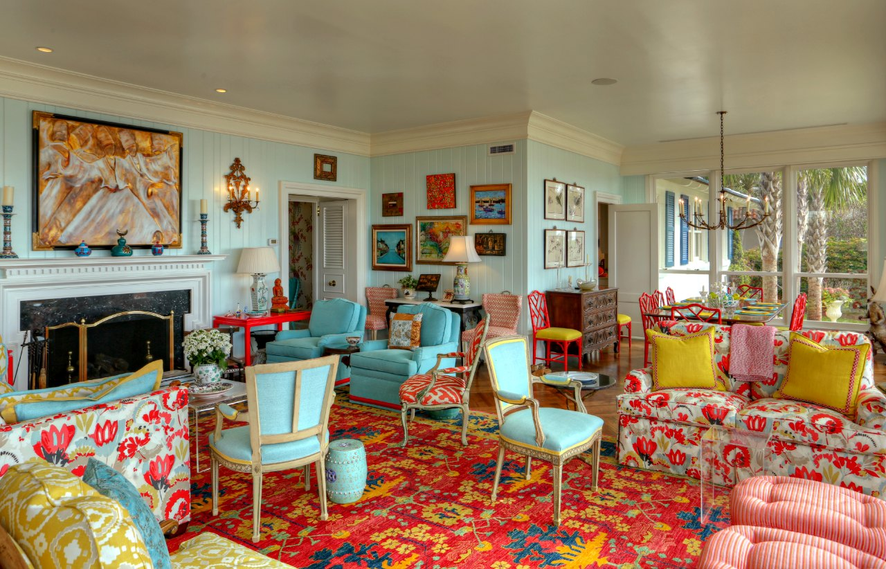 Mary-Bryan Peyer Designs, Inc. » Blog Archive Coastal Colorful ...