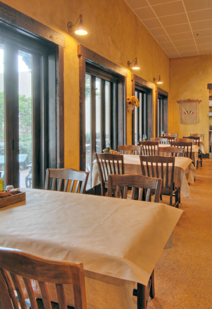 Tramici - First Dining Style
