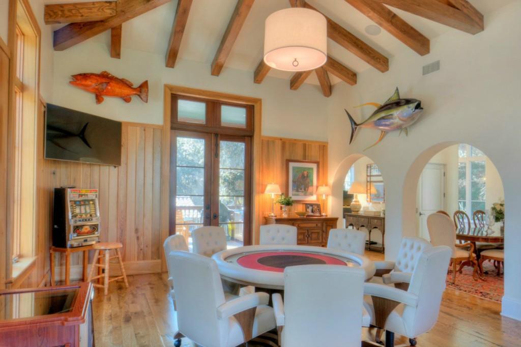 Ocean Forest Fun House